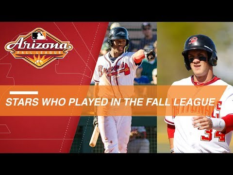 Video: Current stars who played in the Arizona Fall League