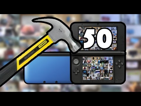 50 WAYS TO BREAK A 3DS