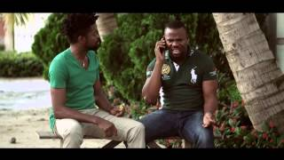Basketmouth And Okey Bakassi Fight Over Glo Recharge To Stardom.