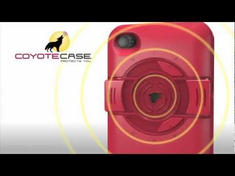 Coyote Case 2013 CES Innovations Award.mov