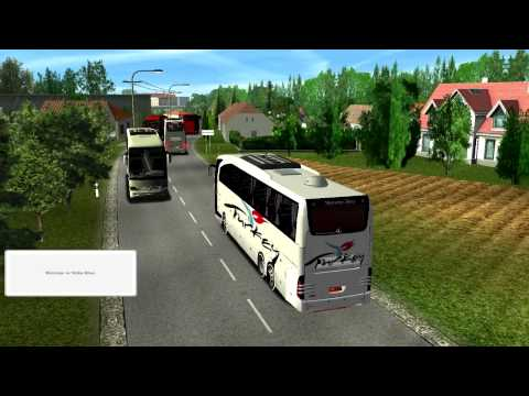 18 WOS HAULIN bus trip with Turkish MB travego 2011 FINAL