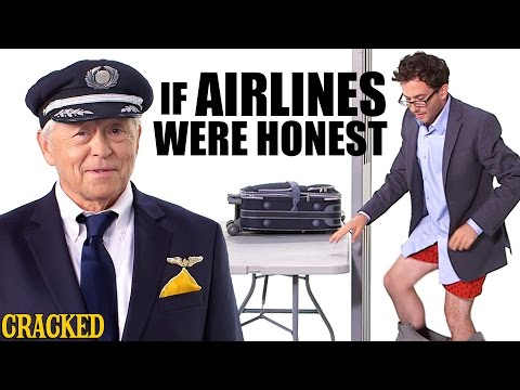 If Airlines Were Honest