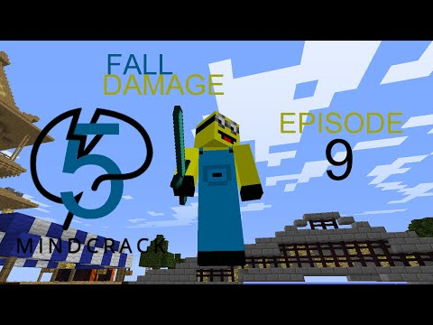 5'9 - This is 'Fall Damage', my main series. We are now in the fifth season of Mindcrack. This season, we are all trapped in an ever increasing world boarder. Website: http://adlingtont.weebly.com/...