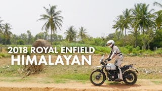 1. 2018 Royal Enfield Himalayan Review