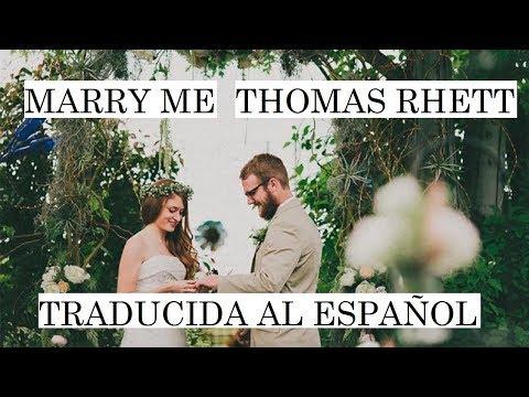Video MARRY ME ♥ - Thomas Rhett | COVER SUB ESPAÑOL ♥ download in MP3, 3GP, MP4, WEBM, AVI, FLV January 2017