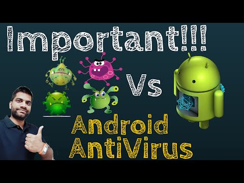 IMPORTANT Antivirus for Android   Best and Free Antivirus