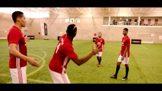 Video Shoot-Out Challenge w. Paul Pogba, Juan Mata, Marcus Rashford & Chris Smalling | Chevrolet FC MP3, 3GP, MP4, WEBM, AVI, FLV Juni 2019