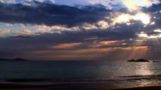 Best Capu Laurosu Rizzanese Corsica Time Lapse Chronophotographie en Corse plage à Propriano