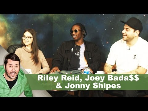 Riley Reid, Joey Bada$$ & Jonny Shipes | Getting Doug With High