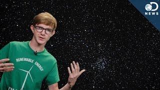 なぜ宇宙は黒いのか?(2分英語)