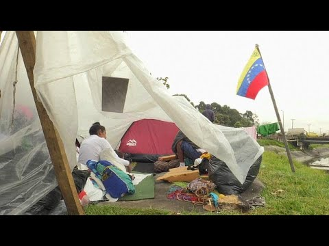 Kolumbien: Venezolanische Migranten sind verunsichert