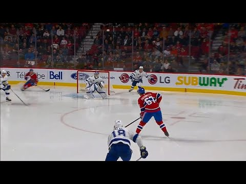 Video: Canadiens' Pacioretty opens the scoring with vicious snap-shot