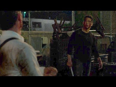Pelea final | Punisher vs Pilgrim - THE PUNISHER 2X13 (Final)