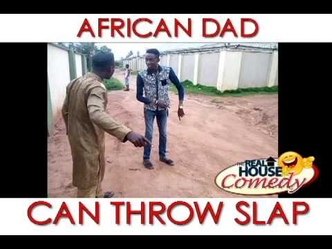 Hold This Slap For Me My Pikin (Nigerian Comedy)