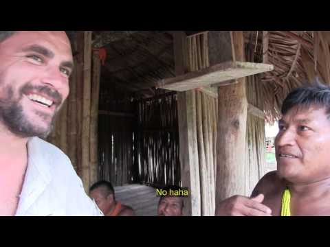 Lev's Language Skills | Walking The Americas | Channel 4