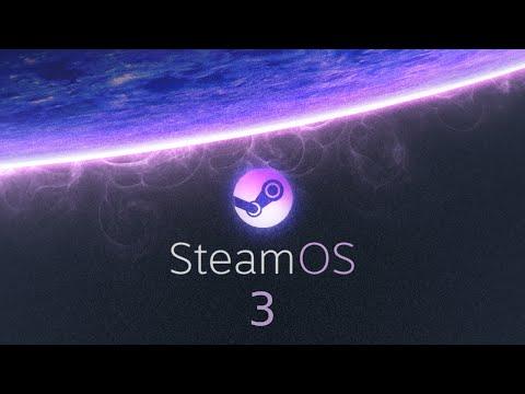 Какой может быть SteamOS 3?