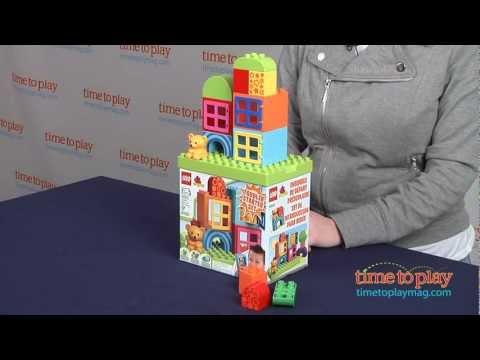 """Конструктор Lego DUPLO 10553 """"Кубики для строительства и игры малыша"""""""