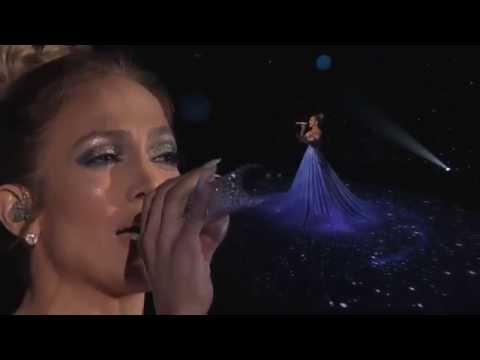 Платье Дженнифер Лопес произвело фурор на выступлении   AMERICAN IDOL XIV (видео)