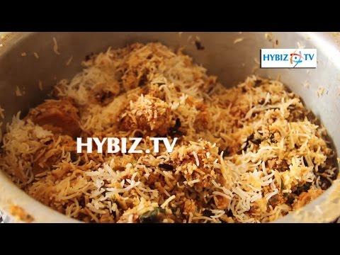 Chiken Dum Biryani Recipe