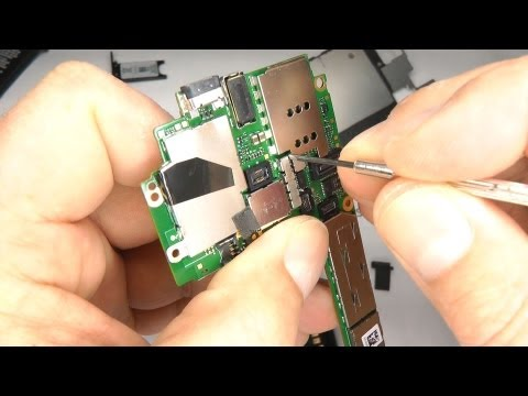 nokia lumia 800 - USB Charging Port Replacement needs the use if a 'hot air' soldering iron' a local TV repair shop should have the tools and skills to do this. Screen Change ...