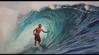 Tahiti Barrel Vision: Mark Healey