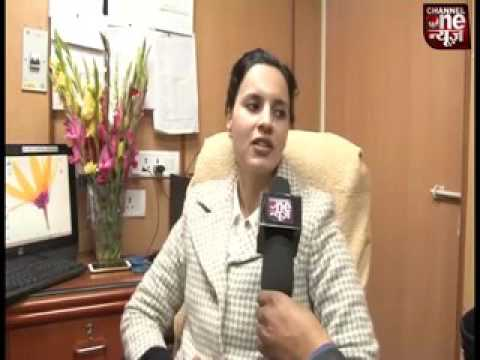 "Interview of Ms. #Shivani Chauhan# Ld. Secretary, NDDLSA  on issue of ""Sexual Harassment"" at Workplace."