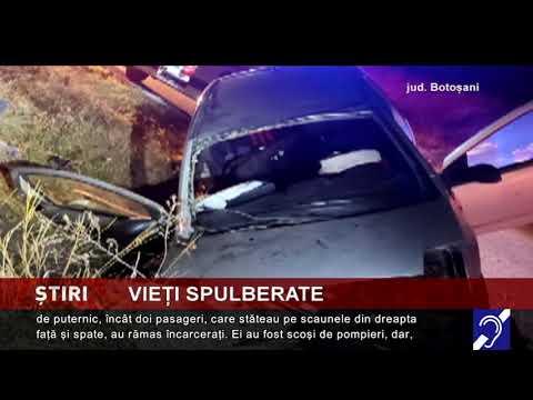Accident mortal, într-o localitate din județul Botoșani