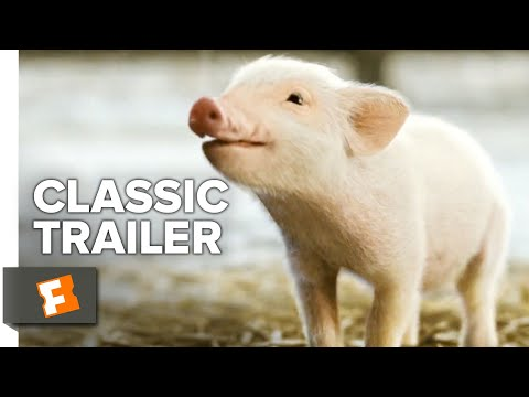 Charlotte's Web (2006) Trailer #1 | Movieclips Classic Trailers