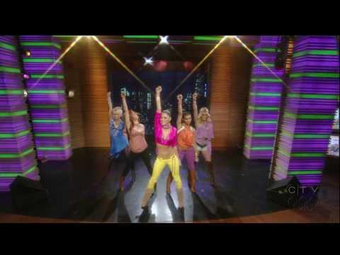 The Pussycat Dolls Ft. A R Rahman – Jai Ho (You Are My Destiny) Live (HD)