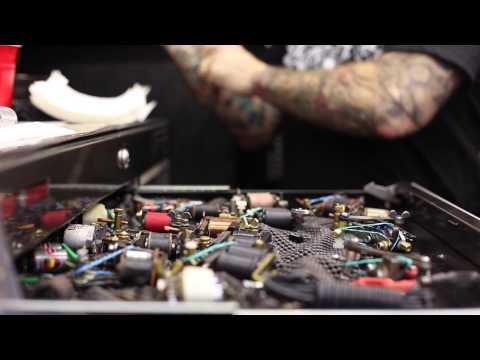 Picture Machine Tattoo