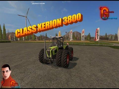 CLASS XERION 3800 v2.0.2.2