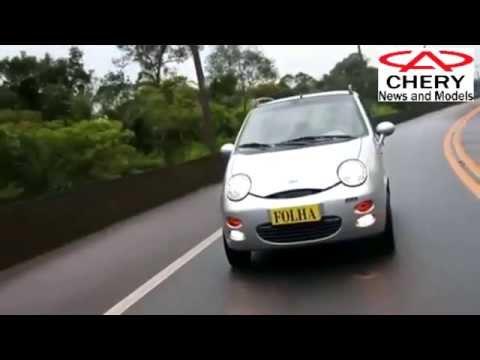 Chery QQ (Чери QQ) 2014 из автосалона (видео)