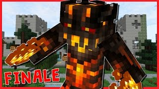THE FINAL BOSS BATTLE!? | Race To Cha'Gorath's Lair [Finale] | Minecraft Charity Race