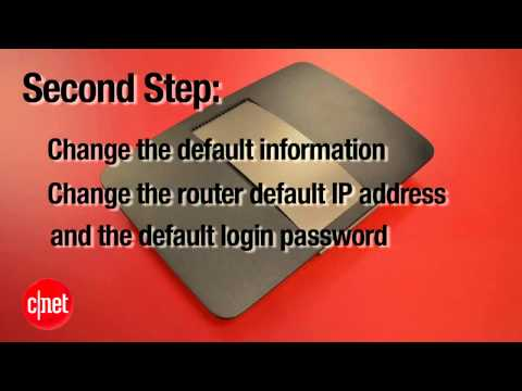 CNET How To Home networking part 6 How to keep your network secure