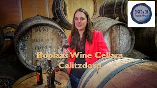 Calitzdorp South Africa  city pictures gallery : Boplaas Wine Cellars, Calitzdorp, on Route 62