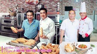 Cảm nhận của anh Hồng - Việt Kiều Hà Lan học bánh mì Việt Nam tại Rosa.edu.vn