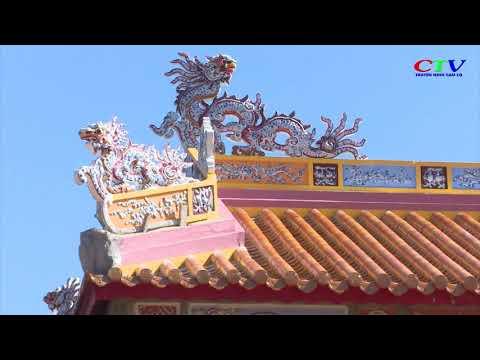 Khẩn trương hoàn thiện Đền tưởng niệm vua Hàm Nghi và các tướng sỹ Cần Vương
