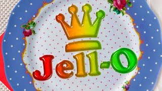 Photoshop Tutorial: How to Make Text & Graphics into Jell-O!