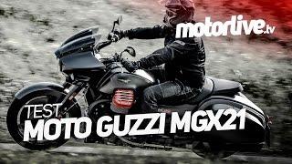 2. MOTO GUZZI MGX21 | TEST