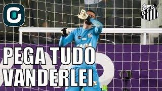 Goleiros brilham, mas Santos vence o Atlético-MG com uma cobrança de falta no final do jogo. Por enquanto, Santos assume o segundo lugar do Brasileirão. Vand...