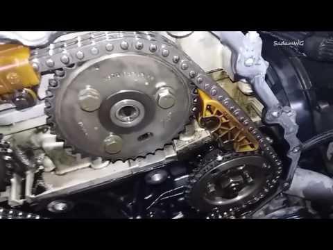 Demontaż łańcucha rozrządu #2 Ford mondeo mk3 2.0 TDDI samodzielna naprawa (cz.5)