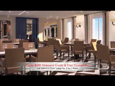 Viking Ocean Promo Video