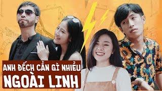 Loa Phường Season 2 Tập 6 | ANH ĐÊCH CẦN GÌ NGOÀI LINH | Phim Hài 2018
