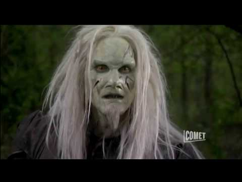 Stargate Atlantis - The Gift Of Life / Todd The Wraith