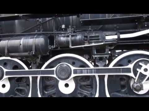 AT&SF (Santa Fe) 2913 Steam Locomotive in Fort Madison, Iowa