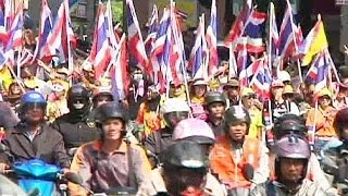 Protesters In Thailand Demand Electoral Reform