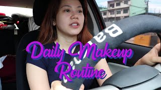 Daily Make-up Routine by Raqi Terra (Part 1)
