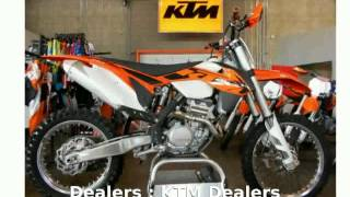 4. 2014 KTM XC 250 F - Features and Info
