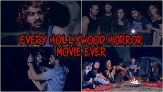 Every Hollywood Horror Movie Ever  Episode 1  Harsh Beniwal
