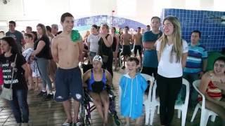 Jeesp: Etapa IV - Seletiva Estadual de Natação Paralímpica